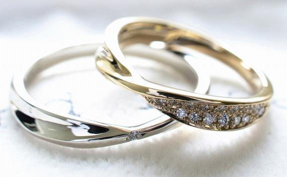 鋳造での結婚指輪