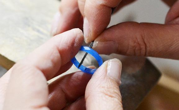 鋳造の制作イメージ