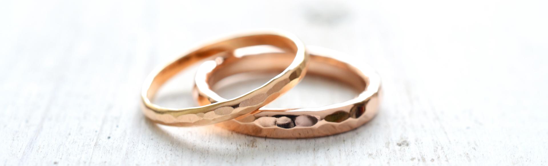 手作り結婚指輪当日コース