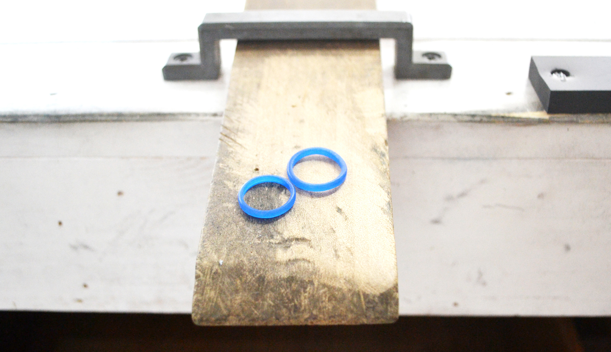 結婚指輪を手作りする