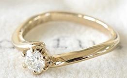 婚約指輪コースギャラリー