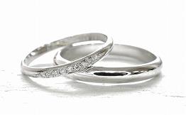 結婚指輪当日コースギャラリー
