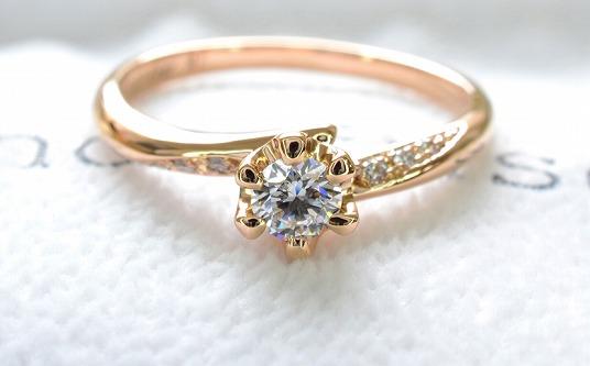 婚約指輪 手作りコース